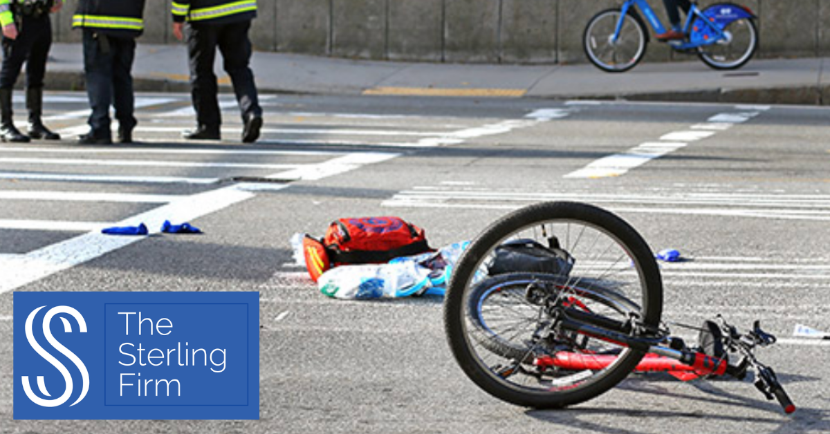 bicycle accident injury lawyer
